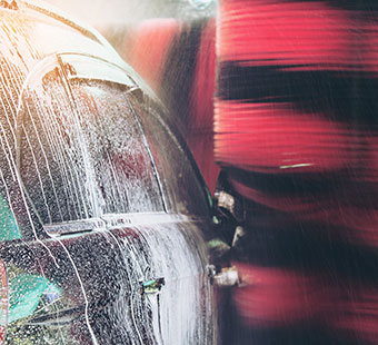 「自動洗車機」の危険性