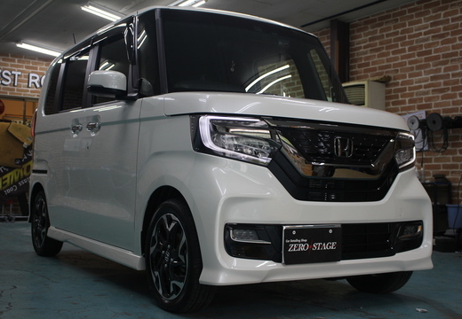 N-BOX G-POWER