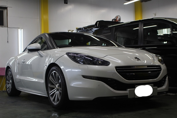 プジョー RCZ G-POWER