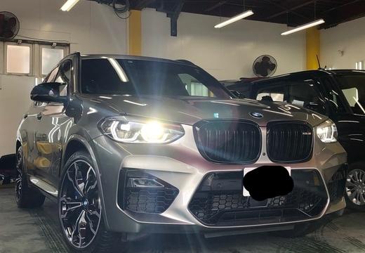 BMW X3 エシュロン ナノフィル