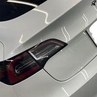 テスラ モデル3 リアルガラスコート classRのサムネイル