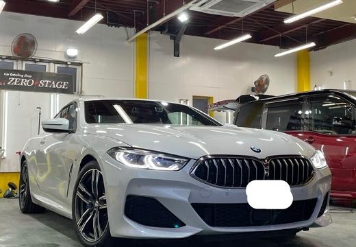 BMW 840d エシュロン ナノフィル